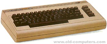 The Commodore C64 computer